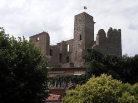 Rocca Di Passignano (rock Of Passignano)