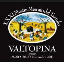 2011 Mostra Mercato Nazionale Del Tartufo Di Valtopina (national Market Exhibition Of Valtopina Truffle)