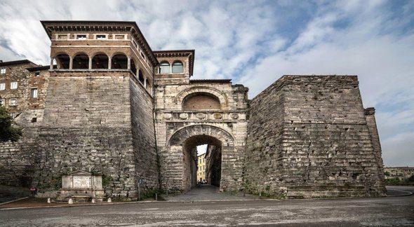 Perugia Umbria Citt 224 Di Perugia Alberghi Ed Agriturismo A