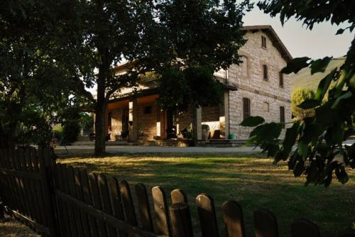 Bauernhof il giardino dei ciliegi assisi bella umbria