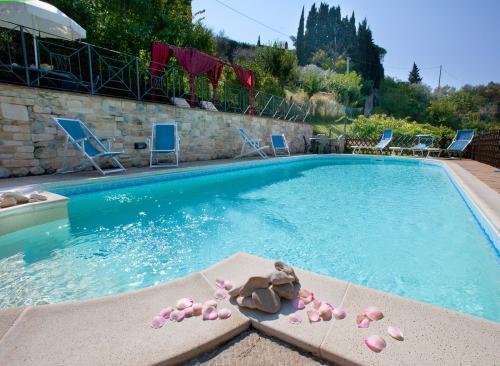 Villa nuba residenze di pregio in villa perugia bella - B b umbria con piscina ...