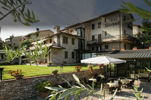 Wellness Spa LA TERRAZZA HOTEL Assisi | Bella Umbria