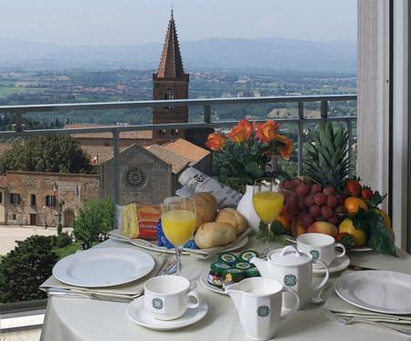 Sangallo Palace Hotel Perugia Pg