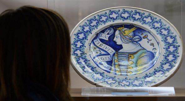 Museo Regionale Della Ceramica Di Deruta.Museo Regionale Della Ceramica Di Deruta Bella Umbria