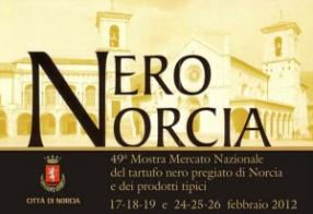 2012 Nero Norcia, 49th National Market Exhibition Of Black Truffle Of Norcia And Typical Products