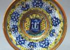 ceramiche italiane a maioliche artistiche