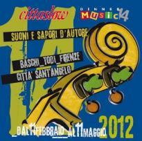 Cittaslow Dinner Music #14 - Suoni E Sapori D'autore, 2012
