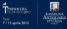 44a Rassegna Antiquaria D'italia - Capolavori Di Arte Antica, 2012