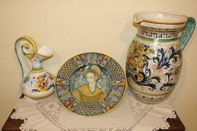vasi piatti ceramica