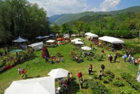 'primavera In Valnerina': Mostra-mercato Del Giardinaggio E Del Florovivaismo, 2012