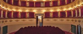Municipal Theatre Of Gubbio