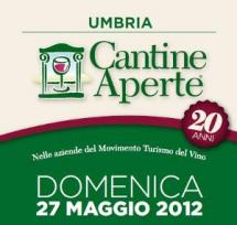 2012 Cantine Aperte (open Cellars), 20th Edition