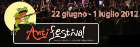Antifestival 2012, 5a Edizione