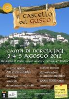 Il Castello Del Gusto 2012, 1a Edizione
