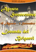 Agosto Stronconese 2012, Xxxi Edizione