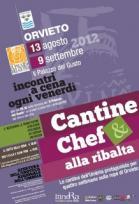 Cantine & Chef Alla Ribalta 2012