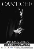 Vinicio Capossela 'cantiche', 2012