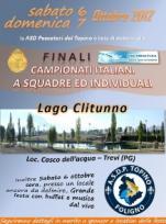 Finale Campionato Italiano Trota Lago 2012