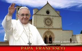 Papa Francesco Ad Assisi Il 4 Ottobre 2013