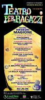 2012/2013 La Domenica Delle Fiabe, Theatre Season For Children