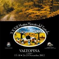 32ma Mostra Mercato Del Tartufo Di Valtopina, 2012