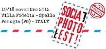 Perugia Social Photo Fest 2012