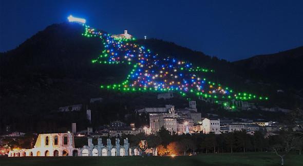 christmas eve lights melbourne