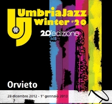 Umbria Jazz Winter #20, 2012/2013