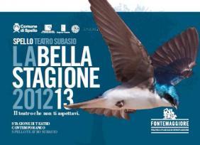 Stagione Teatrale 2012-2013 Di Fontemaggiore Teatro Stabile Di Innovazione