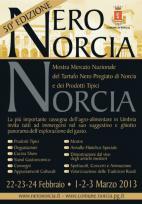 Nero Norcia 2013, 50ma Edizione