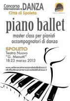Settimana Internazionale Della Danza 2013