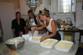 Weekend with cooking school in Umbria