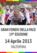 Gran Fondo Della Pace 2013, Valtopina