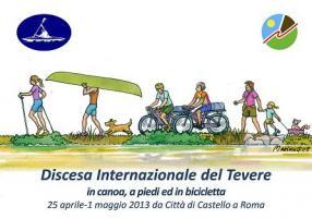 Dit2013, 34esima Discesa Internazionale Del Tevere