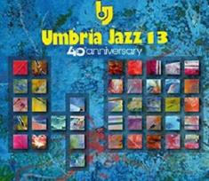 Umbria Jazz 13 - 40th Anniversary