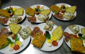Corso di Cucina con prodotti Bio - Week end