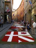 Infiorata Di San Luigi Gonzaga 2013