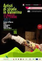 Itinerarte 2013 - Artisti Di Strada In Valnerina