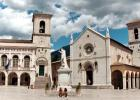 Norcia-piazza