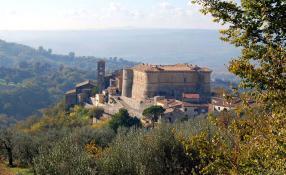 Alviano - Paesaggio