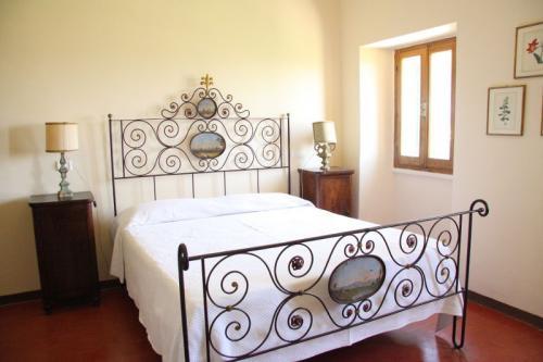 Agriturismo il vigneto spoleto bella umbria - Camera da letto rosa antico ...