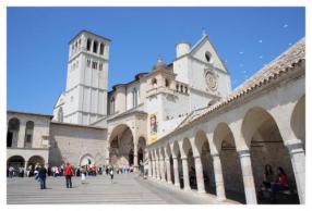 Along the San Francesco 's way