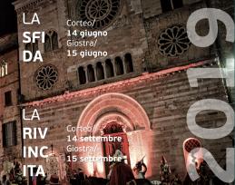 Giostra Della Quintana - The Revenge