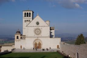 Assisi and Spello