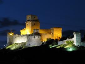Assisi, Perugia e pranzo nella Torre