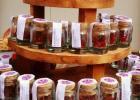 2014 Cascia's Pure Saffron Market-exhibition