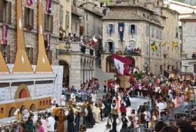 Calendimaggio Assisi 2015