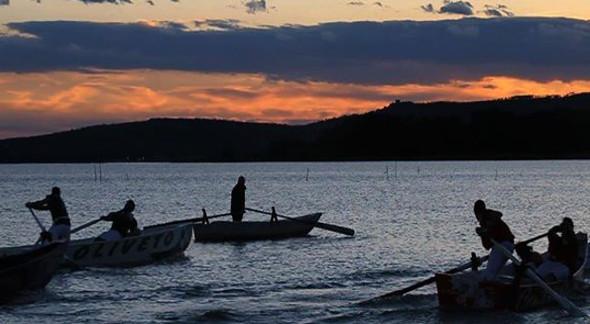 Trasiremando Lago Trasimeno