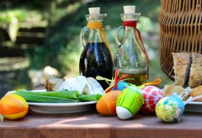 2017 EASTER and good food with Marilena