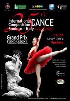 Settimana Internazionale Della Danza Di Spoleto 2016